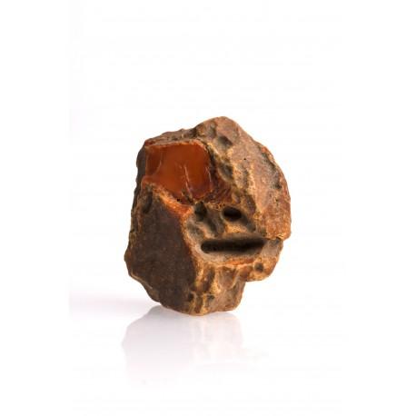 Antikvarinis Baltijos gintaro grynuolis