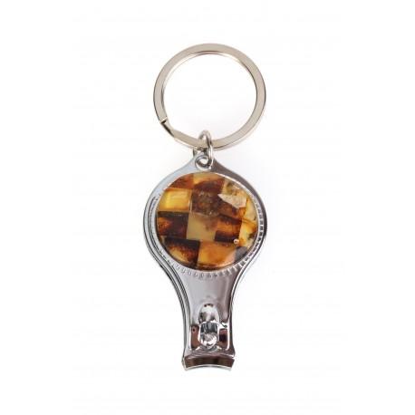 Metalinė, raktinė - atidarytuvas- žirklutės