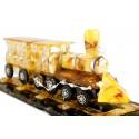 Gintarinis traukinys