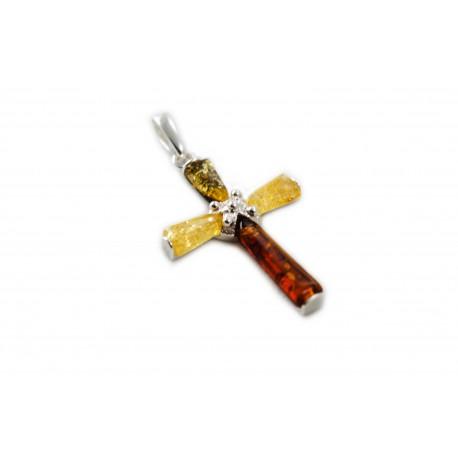 Trispalvis kryžius