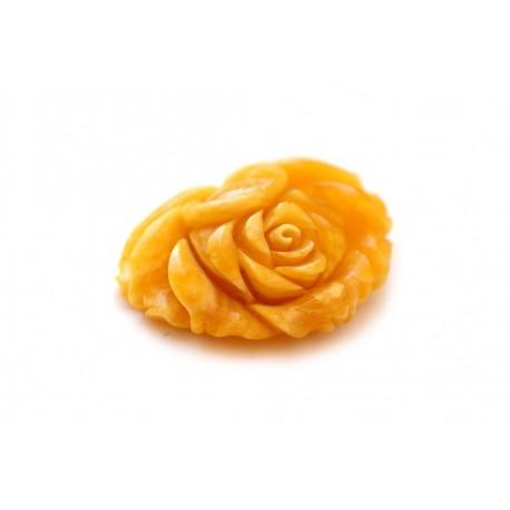 Gintarinė rožė