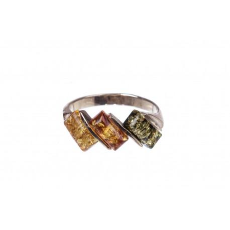 auksas, gintaras, žiedas