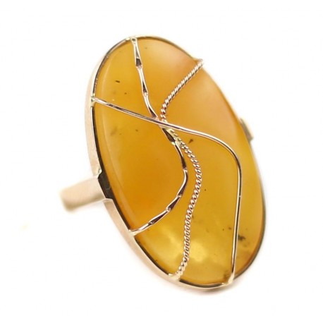 Gintaro - aukso žiedas