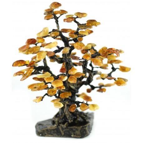 Gintarinis medis - ąžuolas