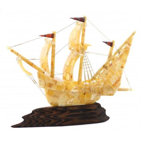 Gintarinis laivas